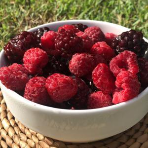 Mix frutas vermelhas congelado (300g)