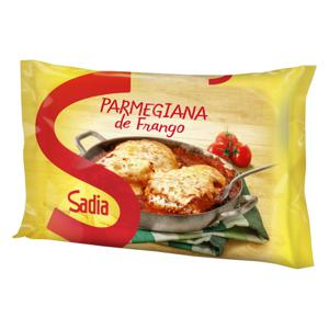 Frango à Parmegiana Sadia Pacote 500g