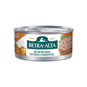 Atum Beira Alta 170G Ralado Oleo