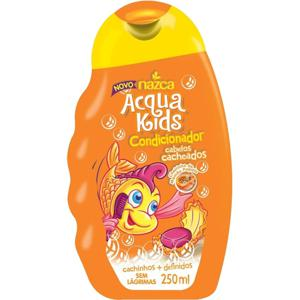 Cond 250Ml Acqua Kids Cacheados