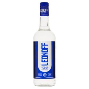 Vodka Tridestilada Leonoff Garrafa 965ml