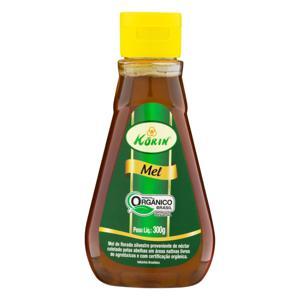 Mel Florada Silvestre Orgânico Korin Squeeze 300g