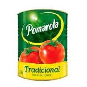 Molho de Tomate POMAROLA Tradicional 800g
