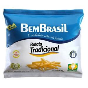 Batata frita Palito BEM BRASIL 400g