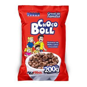 Cereal Familia Choco Boll 200G