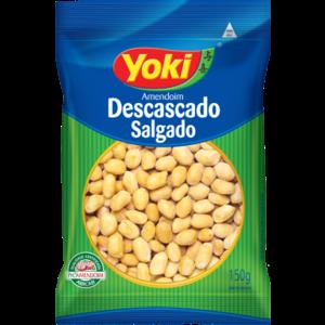 Amendoim Yoki 150G Salgado