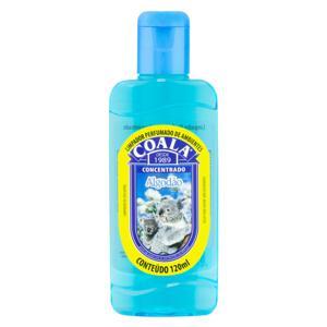 Limpador Perfumado Concentrado Algodão Coala Squeeze 120ml