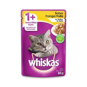 Whiskas Frango 85G
