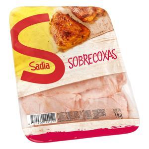 Sobrecoxa de Frango Congelada Sadia 1kg