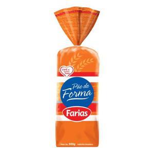 Pao Farias 500G Forma Pç Sug 3,79