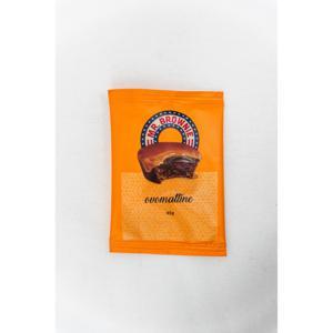 Brownie - Sabor Ovomaltine