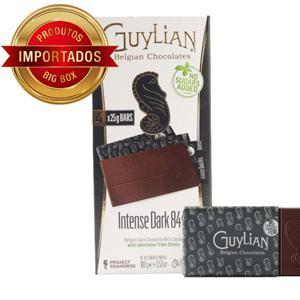 Chocolate Belga Guylian Amargo 84% Zero Açúcar  100G