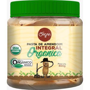 Pasta de Amendoin Integral ( 200g) Orgãnico