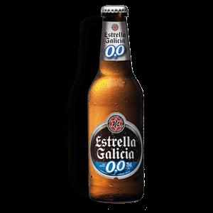 Cerv Estrella Galicia 250Ml 0,0% Alcool