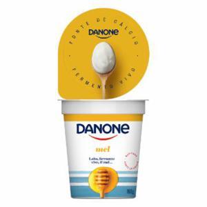 Iogurte Danone Natural Mel 160G