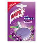 Detergente Sanitário Bloco Lavanda Harpic