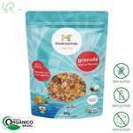 Granola mel e flocos (200g)- Orgânica