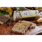 Pão Banana -Passa sem glúten e sem lactose (400g)