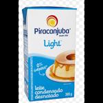 Leite Condensado Piracanjuba 395g Desnatado Light