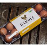 Ovos Orgânicos Baroli Dúzia