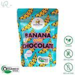 Banana com chocolate (50g)- Orgânico
