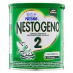 Fórmula Infantil para Lactentes 2 Nestlé Nestogeno Lata 800g