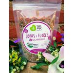 Sal de ervas orgânico - Ervas & Flores - 150g