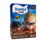 Bebida Láctea ITAMBÉ KIDS Sabor Chocolate 200ml