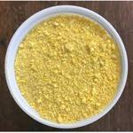 Farinha de Mandioca Amarela Orgânica 500G  NÃO PODE SER FRACIONADO
