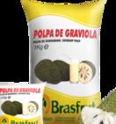 Polpa BRASFRUT Graviola 100g