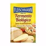 Fermento Biológico FLEISCHMANN 10g