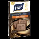 Chocolate Ao Leite Zero Lactose LINEA 30g
