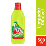 Limpador AJAX Limpeza Pesada Fresh Lemon 500ml