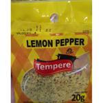 Tempero Tempere 20G Lemon Pepper