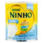 Leite em Pó Instantâneo Semidesnatado Nestlé Ninho Levinho Forti+ Lata 350g
