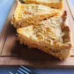 Torta de Frango com Requeijão 1.300g - Leve Torteria