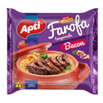 Farofa Mandioca APTI Temperada Bacon 200g
