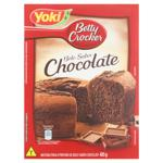 Mistura para Bolo Chocolate Yoki Betty Crocker Caixa 425g
