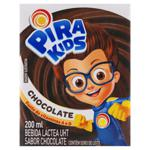 Bebida Láctea UHT Chocolate Piracanjuba Pirakids 200ml