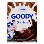 Bebida Láctea UHT Chocolate Itambé Goody 200ml