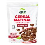Cereal matinal sabor chocolate ( não Orgânico) 200G