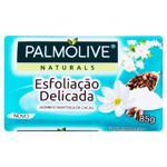 Sabonete em Barra Esfoliação Delicada Palmolive Naturals Cartucho 85g