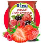 Polpa de Fruta TRIANG Frutas Vermelhas 100g