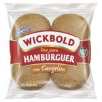 Pão para Hambúrguer com Gergelim Wickbold Pacote 200g