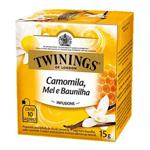 Chá Sabor Camomila Mel e Baunilha TWININGS 15g