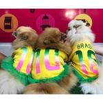 T-Shirt BRASIL feminina