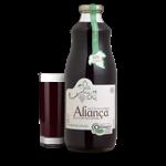 Suco de Uva Orgânico 1L - Aliança