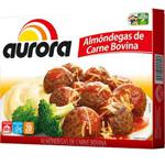 Almondega Bovina Aurora 500g