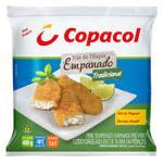 File De Tilápia Empanado Copacol 400g
