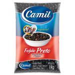Feijão CAMIL Preto 1Kg